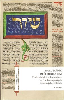 Obálka titulu Raši (1040-1105)