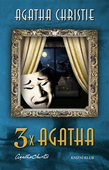 Obálka titulu 3x Agatha
