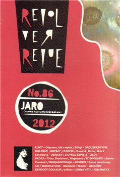 Obálka titulu Revolver Revue 86
