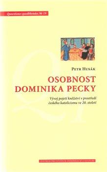 Obálka titulu Osobnost Dominika Pecky