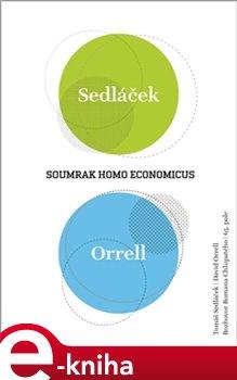 Obálka titulu Soumrak homo economicus