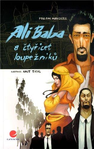 Ali Baba a 40 loupežníků - Poulomi Mukherjee   Booksquad.ink