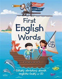 Obálka titulu First English Words