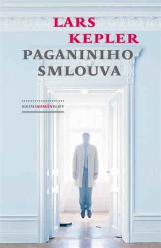 Paganiniho smlouva (brož.)