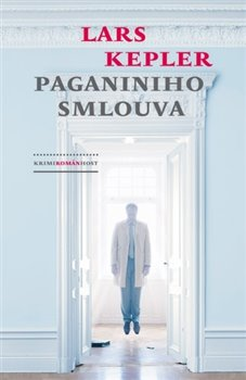 Obálka titulu Paganiniho smlouva (brož.)