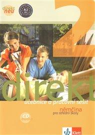 Direkt Neu 2 – učebnice s pracovním sešitem + CD