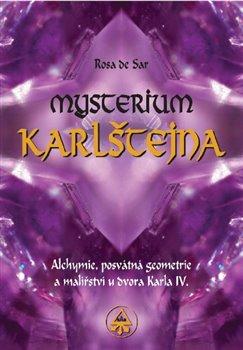Obálka titulu Mysterium Karlštejna