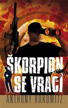 Obálka titulu Škorpion se vrací