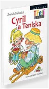 Obálka titulu Cyril a Teniska
