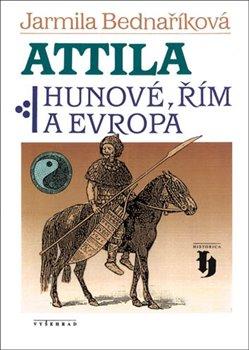 Obálka titulu Attila