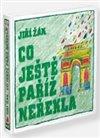 Obálka knihy Co ještě Paříž neřekla