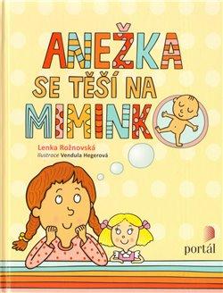 Obálka titulu Anežka se těší na miminko