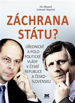 Obálka titulu Záchrana státu?