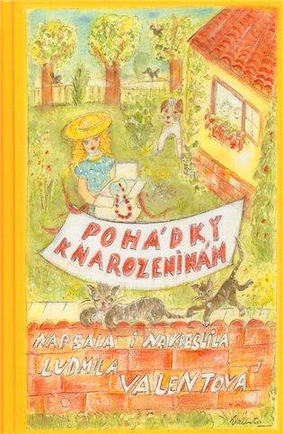 Pohádky k narozeninám - Ludmila Valentová | Booksquad.ink