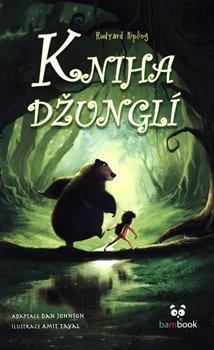 Obálka titulu Kniha džunglí
