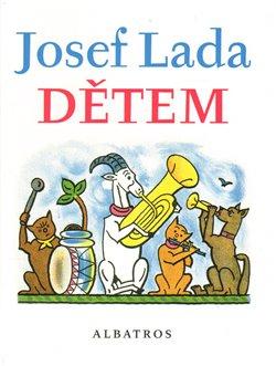 Obálka titulu Dětem Josef Lada