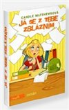 Obálka knihy Já se z tebe zblázním