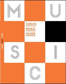 Obálka titulu Czech Music Guide