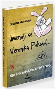 Obálka titulu Jmenuji se Veronika Peková…