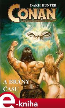 Obálka titulu Conan a brány času