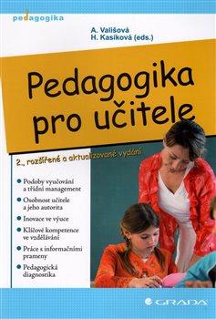 Obálka titulu Pedagogika pro učitele