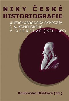 Obálka titulu Niky české historiografie