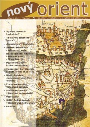 Nový Orient 1/2012 - -   Booksquad.ink