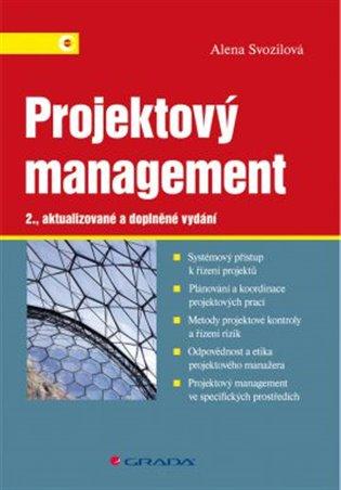 Projektový management:Systémový přístup k řízení projektů - Alena Svozilová | Replicamaglie.com