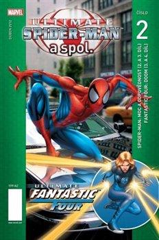 Obálka titulu Ultimate Spider - Man a spol. 2