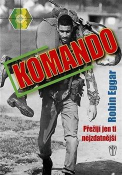 Obálka titulu Komando