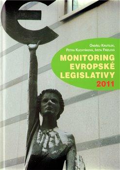 Obálka titulu Monitoring evropské legislativy 2011