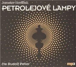 Obálka titulu Petrolejové lampy