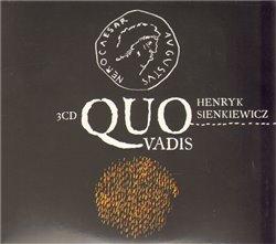 Obálka titulu Quo vadis