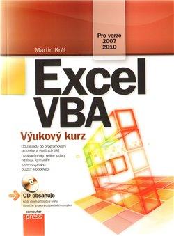 Obálka titulu Excel VBA - Výukový kurz