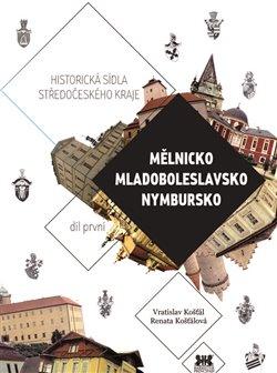 Obálka titulu Mělnicko, Mladoboleslavsko, Nymbursko