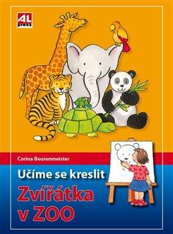 Obálka titulu Učíme se kreslit zvířátka v zoo