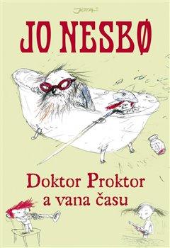 Obálka titulu Doktor Proktor a vana času