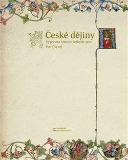 Obálka titulu České dějiny