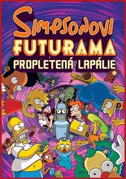 Obálka titulu Simpsonovi : Futurama