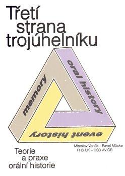 Obálka titulu Třetí strana trojúhelníku