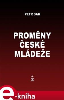 Obálka titulu Proměny české mládeže