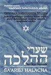 Obálka knihy Šaarej halacha