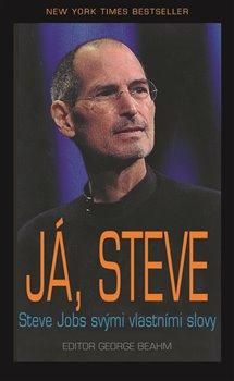 Obálka titulu Já, Steve