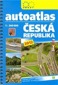 Autoatlas. ČR 2012