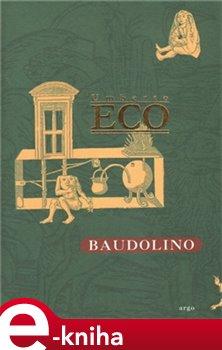 Obálka titulu Baudolino