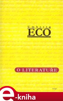 Obálka titulu O literatuře