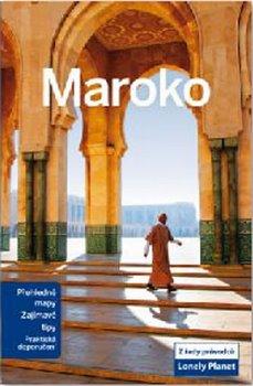 Obálka titulu Maroko - Lonely Planet
