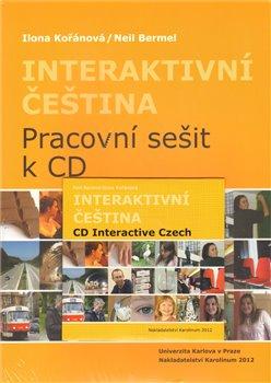 Obálka titulu Interaktivní čeština