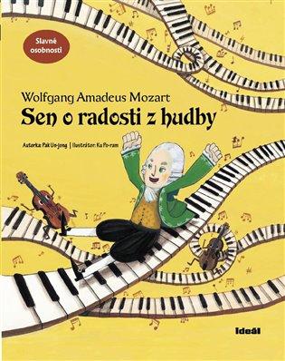 Sen o radosti z hudby:Příběho W.A. Mozartovi - Pak Un-jong | Replicamaglie.com