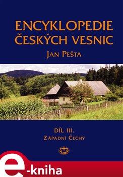 Obálka titulu Encyklopedie českých vesnic III. - Západní Čechy